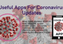 Useful Apps For Coronavirus Updates