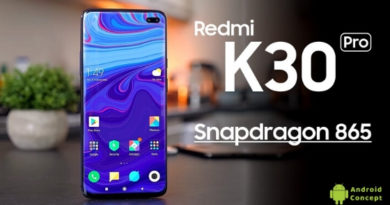 Xiaomi Redmi K30 Pro Full Specification, Features 2020